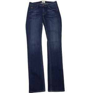 Hudson Slim Straight Jeans